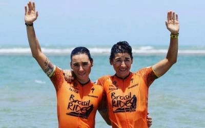 Sandra Santanyes i Anna Ramírez guanyadores de la Brasil Ride | @sandrasantanyes