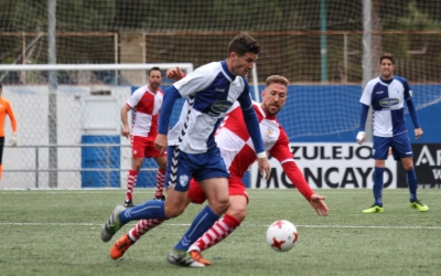 Imatge de la temporada passada a La Almozara. Ángel Martínez i Adri Cuevas són ara companys d'equip | Sendy Dihör