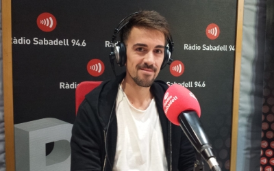Joan Reyes ha defensat l'activitat dels clubs cannàbics/ Pau Duran