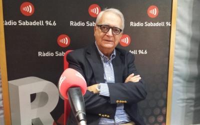 El doctor Artigas ha parlat de la sèpsia al programa 'Al Matí'/ Pau Duran