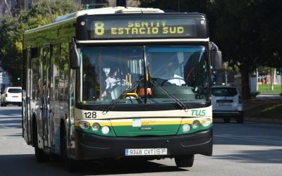 Autobús al passeig Manresa | Roger Benet