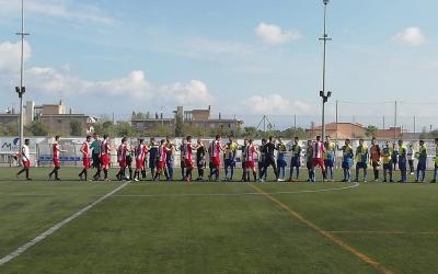 El Girona B es va mostrar molt superior al Sabadell Nord | @SabadellNord