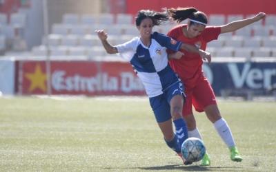 Partit molt disputat entre el Terrassa i el Sabadell | Roger Benet
