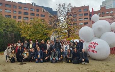 Participants de les jornades professionals | Pere Gallifa