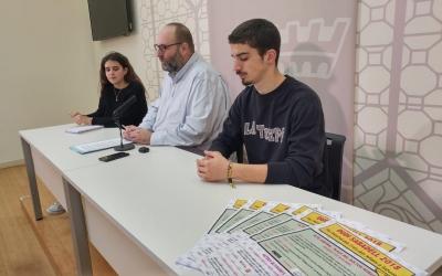 Ainoa Santiago, Miquel Soler i Oriol Coll, presentat el DUDI | Pere Gallifa