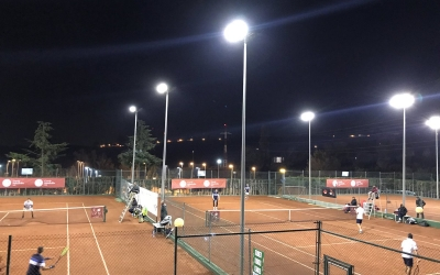 Les instal·lacions del Cercle acullen enguany el Campionat de Catalunya | Cercle