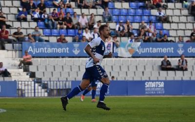 Ángel Martínez ha disputat els 990 minuts que el Sabadell ha jugat a la lliga | Crispulo D.