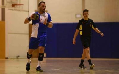El Creu Alta Sabadell Handbol es retroba amb el triomf   Roger Benet