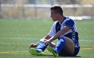 Xavi Cencillo, el màxim golejador del filial arlequinat | Crispulo D.