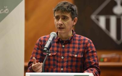 Lluís Perarnau ha respost a les declaracions d'Eugenio Díaz/ Arxiu Ràdio Sabadell