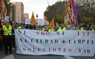 La capçalera de la manifestació | Roger Benet