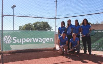 L'equip del CTS que va participar en el Campionat d'Espanya | Albert Codina