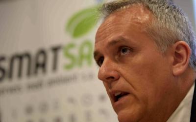Eugenio Díaz, gerent d'SMATSA | Roger Benet