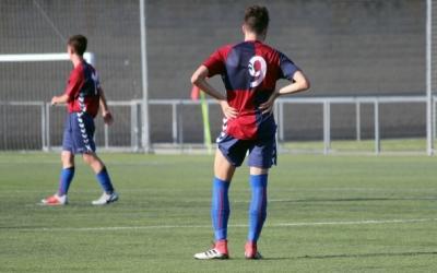 El Mataró va imposar-se als blaugranes al seu camp | Pau Vituri