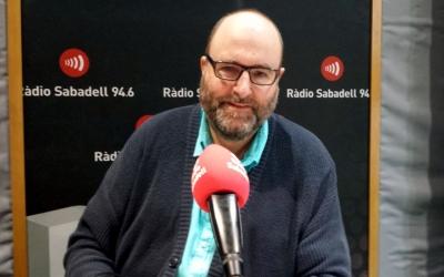 Miquel Soler, regidor de Foment de les Arts Audiovisuals