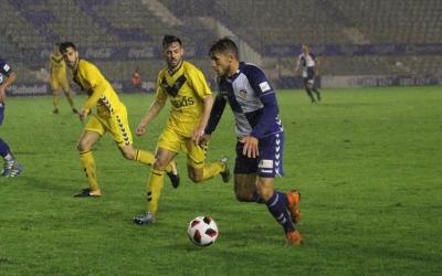 Néstor Querol, un dels jugadors més destacats del partit contra el Badalona | Sendy Dihor