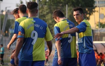 El Sabadell Nord no va poder celebrar cap gol a Palamós | Jesús Arroyo