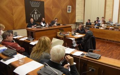 Sessió extraordinparia del ple sobre pressupostos | Roger Benet