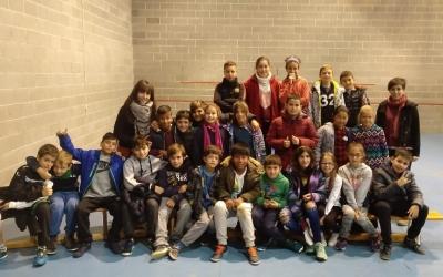 Alguns dels participants de projecte Manget/ Ràdio Sabadell