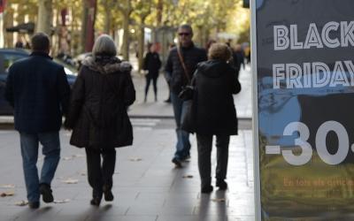La campanya del 'Black Friday' ja està en marxa/ Roger Benet