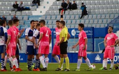 El partit de la temporada passada va estar molt marcat per l'expulsió de Marc Martínez | Sendy Dihör