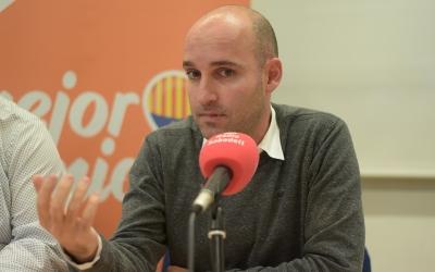 Adrián Hernández, comentant el cas SMATSA | Roger Benet