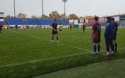 Albert Bernabéu va entrar a la segona meitat | CE Mercantil