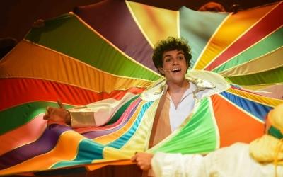 Joseph, una escena de la temporada passada| Roger Benet