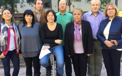 Marta Morell i el seu equip | Arxiu