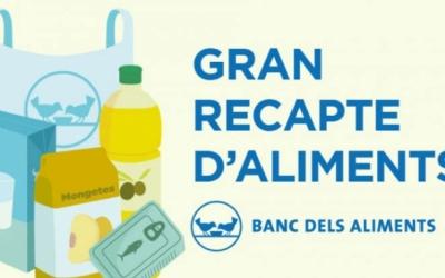 Crida de voluntaris pel Gran recapte d'aliments | Cedida