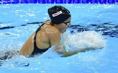 Corró, nedant una prova d'estils a la Xina | Getty
