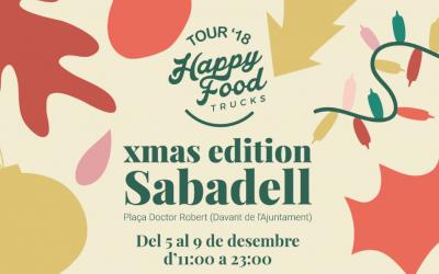 Els Happy Food Trucks arrasen en la seva estada a Sabadell | Cedida