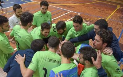 Els de Borja Burgos s'enfronten a un equip que ha guanyat 11 dels seus 13 partits | Roger Benet