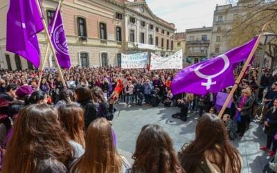 Vaga feminsta del 8M | Roger Benet