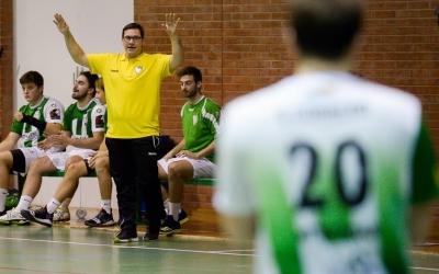 Gerard Gomis està convençut que el seu equip continuarà amb l'evolució durant el 2019 | Èric Altimis (OAR Gràcia)