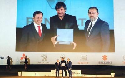 Sergi Giralt, rebent el guardó a Madrid | Sergi Giralt