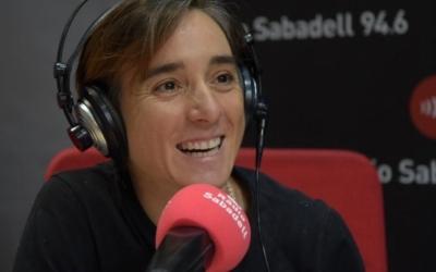Santanyes, en una imatge d'arxiu a Ràdio Sabadell | Roger Benet