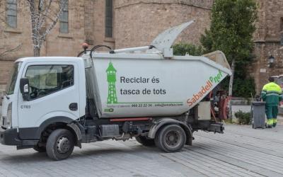 Camió d'SMATSA   Roger Benet