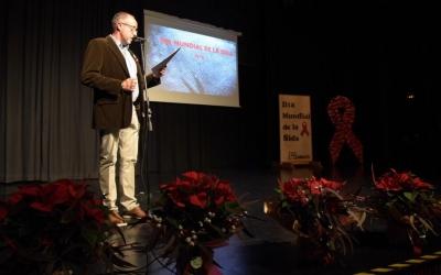 Miquel Alguersuari, primer president de l'entitat, va obrir l'acte | Roger Benet