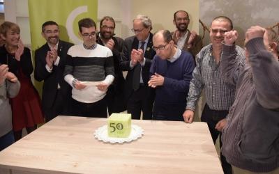 Inauguració de la llar-residència de CIPO | Roger Benet