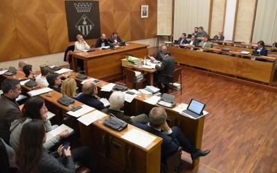 El contracte programa s'ha debatut al Ple d'avui/ Roger Benet
