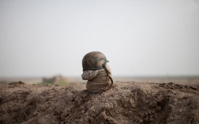 Davant l'Estat Islàmic. Lluita Peshmerga i població civil | Victòria Rovira