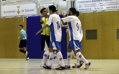 El CNS va sumar la cinquena victòria de la temporada | Pau Vituri
