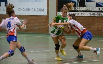El principal rival de les gracienques serà l'Agustinos Alicante | Èric Altimis