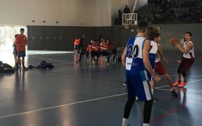 Imatge d'un partit de la temporada passada del 3x3 entre CEEC i Creu Alta | CEEC