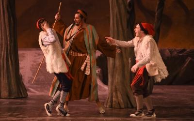 Els Pastorets a La Faràndula | Roger Benet