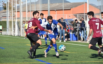 El CE Sabadell B  vol acomiadar-se del seu pitjor moment de la temporada derrotant al Sallent