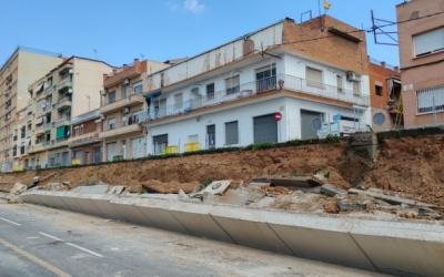Mur del carrer de l'Onyar | Pere Gallifa