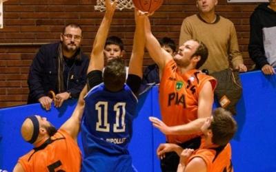 El CB Castellar va emportar-se el derbi | Santi Bravo