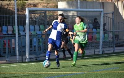 El Sabadell femení va golejar 6-1 el Cerdanyola a Olímpia | Crispulo D.